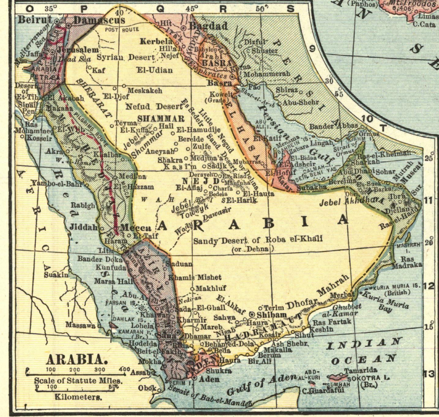 arabian peninsula arabian peninsula uae yemen oman