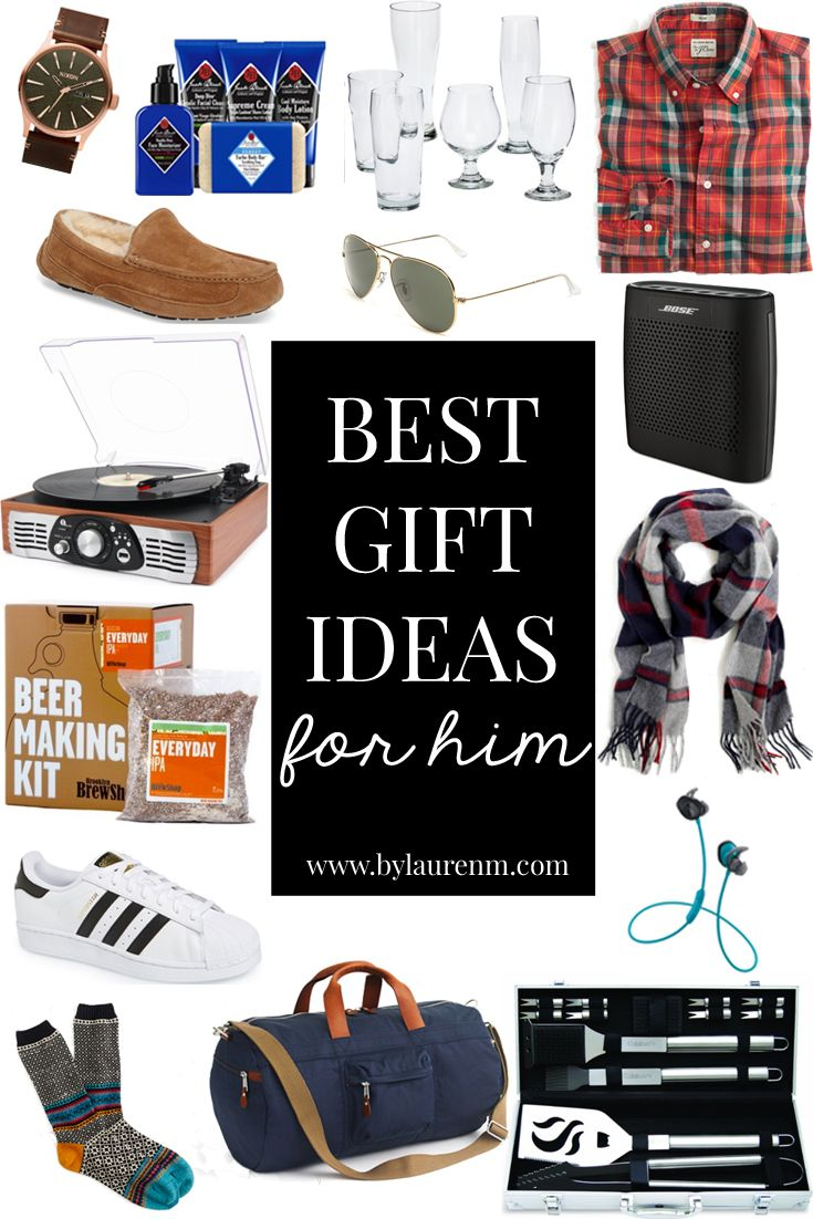 The Best Gifts for Him | Christmas Ideas | Pinterest | Guy gifts ...