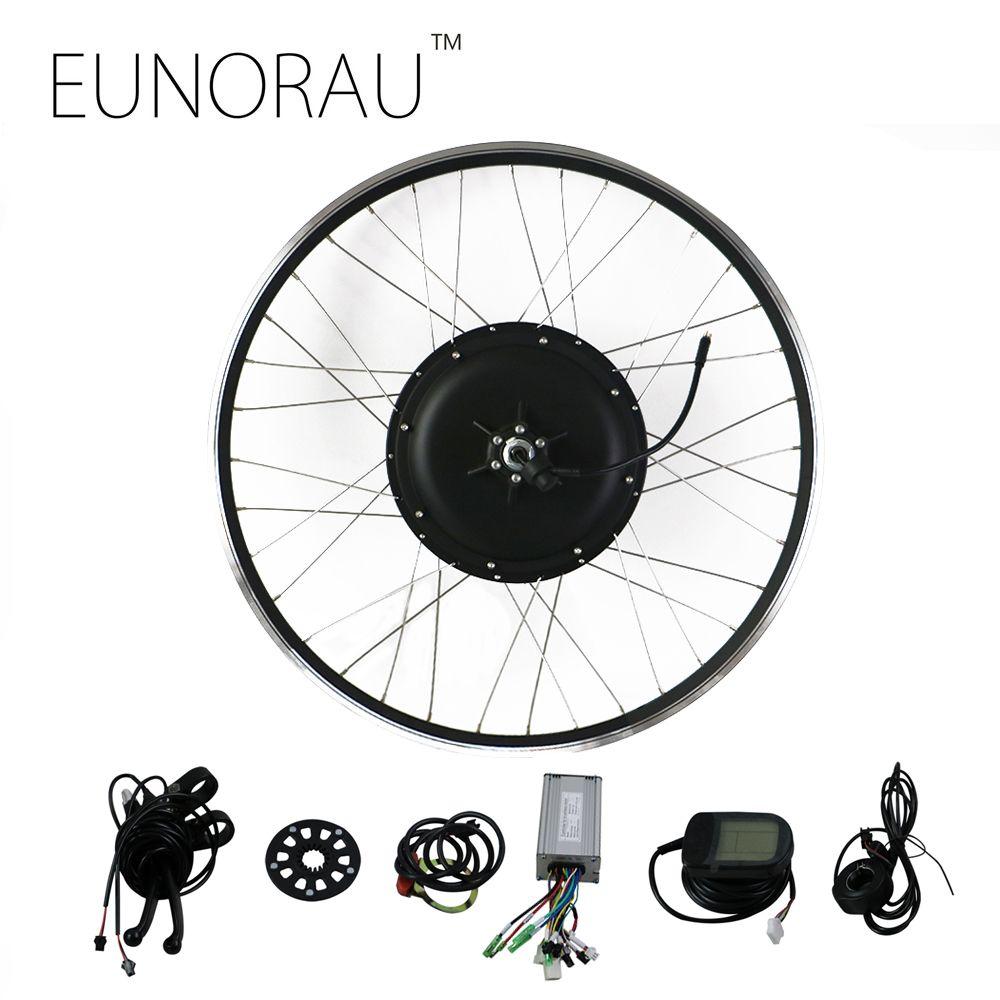 Eunorau 48v1000w 26 27 5 28 Rear Wheel Hub Motor Electric