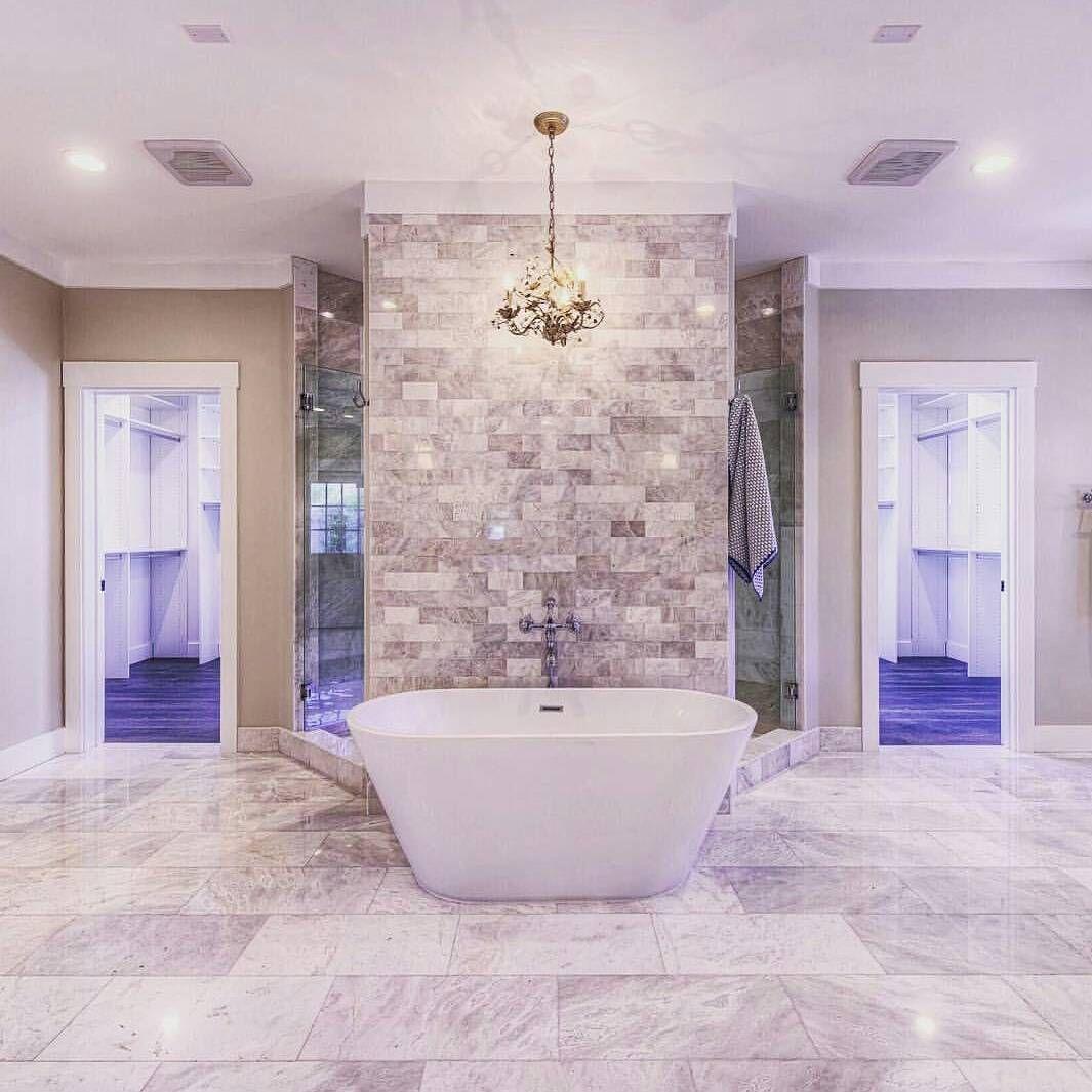 Instagram Bathroom Design Big Bathrooms Home
