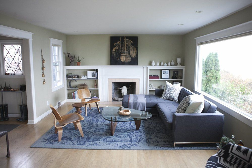 House Tour: A Seattle House With Stunning Skyline Views | Apartment Therapy