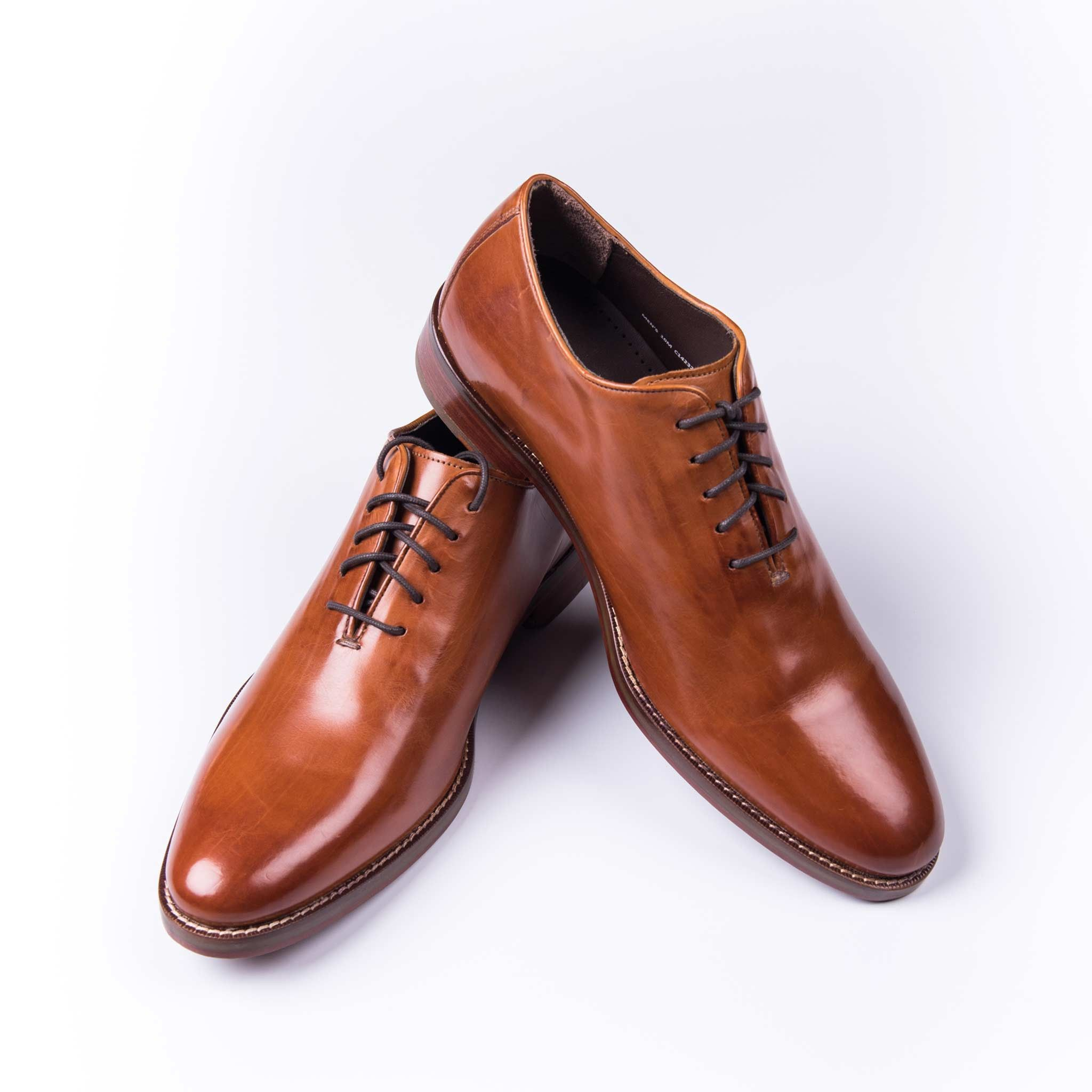 Cole Haan British Tan Shoes