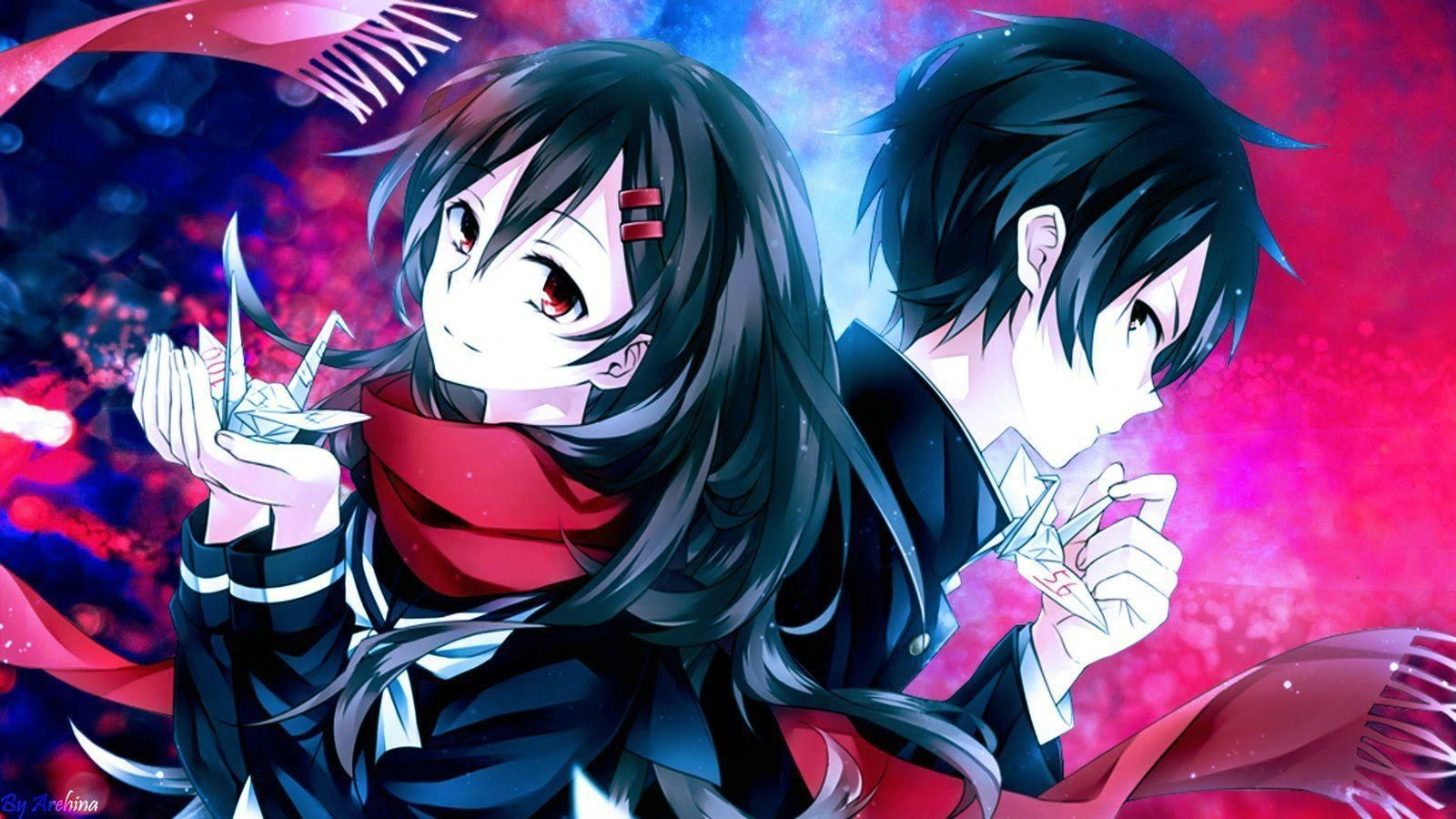 Mekakucity Actors Wallpapers Wallpaper Cave Anime Images Anime Actors
