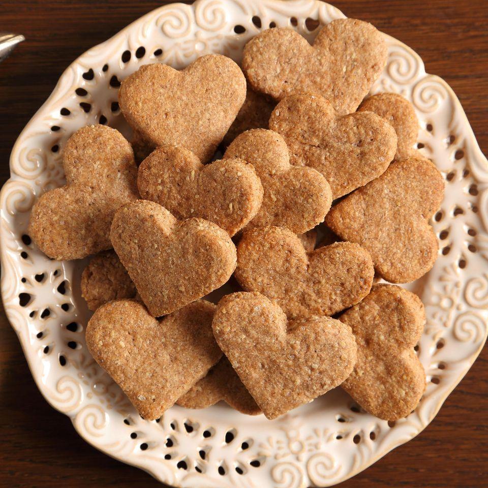 Photo of Spelled cookies