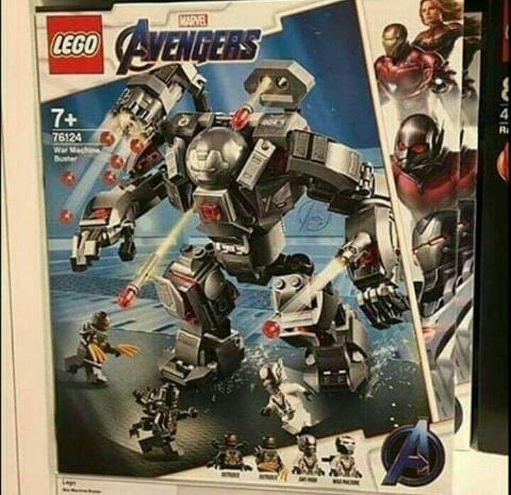 Pin Von Kai Hoelzig Auf Lego Juguetes Marvel Und Universo Marvel