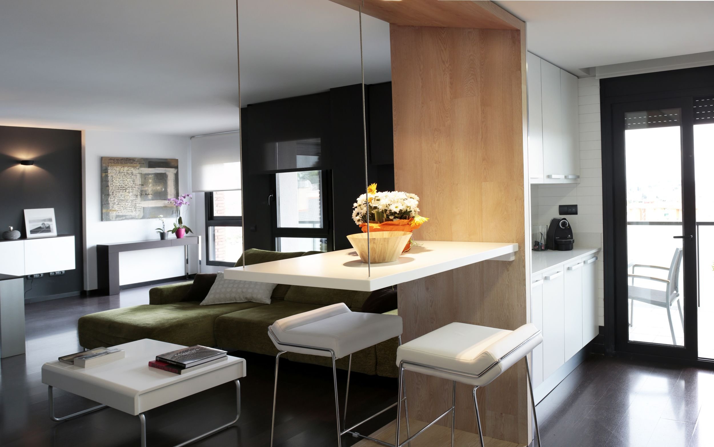 Ideas de #Decoracion de #Comedor, #Cocina, estilo #Contemporaneo ...