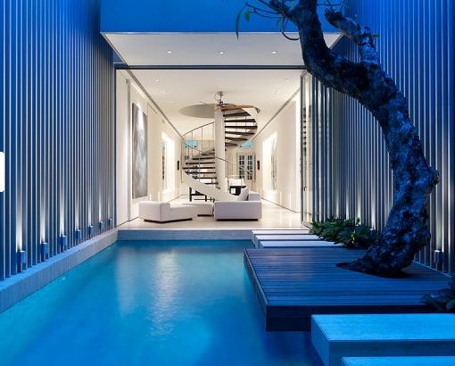 Beautiful Indoor Pool In House Photos - Interior Design Ideas ...