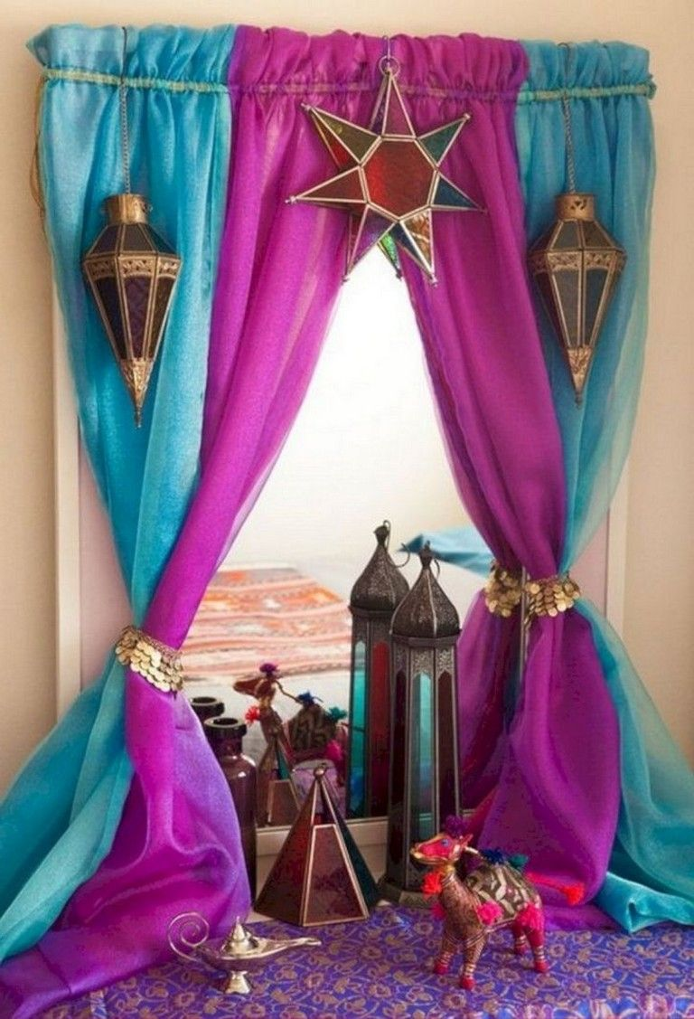 22 Amazing Princess Curtains Ideas To Enhanced Your Home Beauty