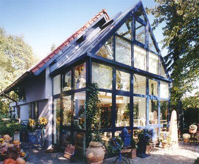 Wintergarten Sanieren richtige wintergarten planung optimiert solaren energiegewinn