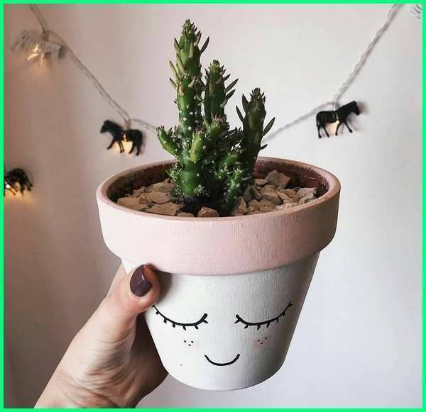 10 Ide Kreatif Pot Tanaman Kecil Unik Dan Lucu Dunia Fauna Hewan Binatang Tumbuhan Kreatif Kaktus Dan Sukulen Tanaman