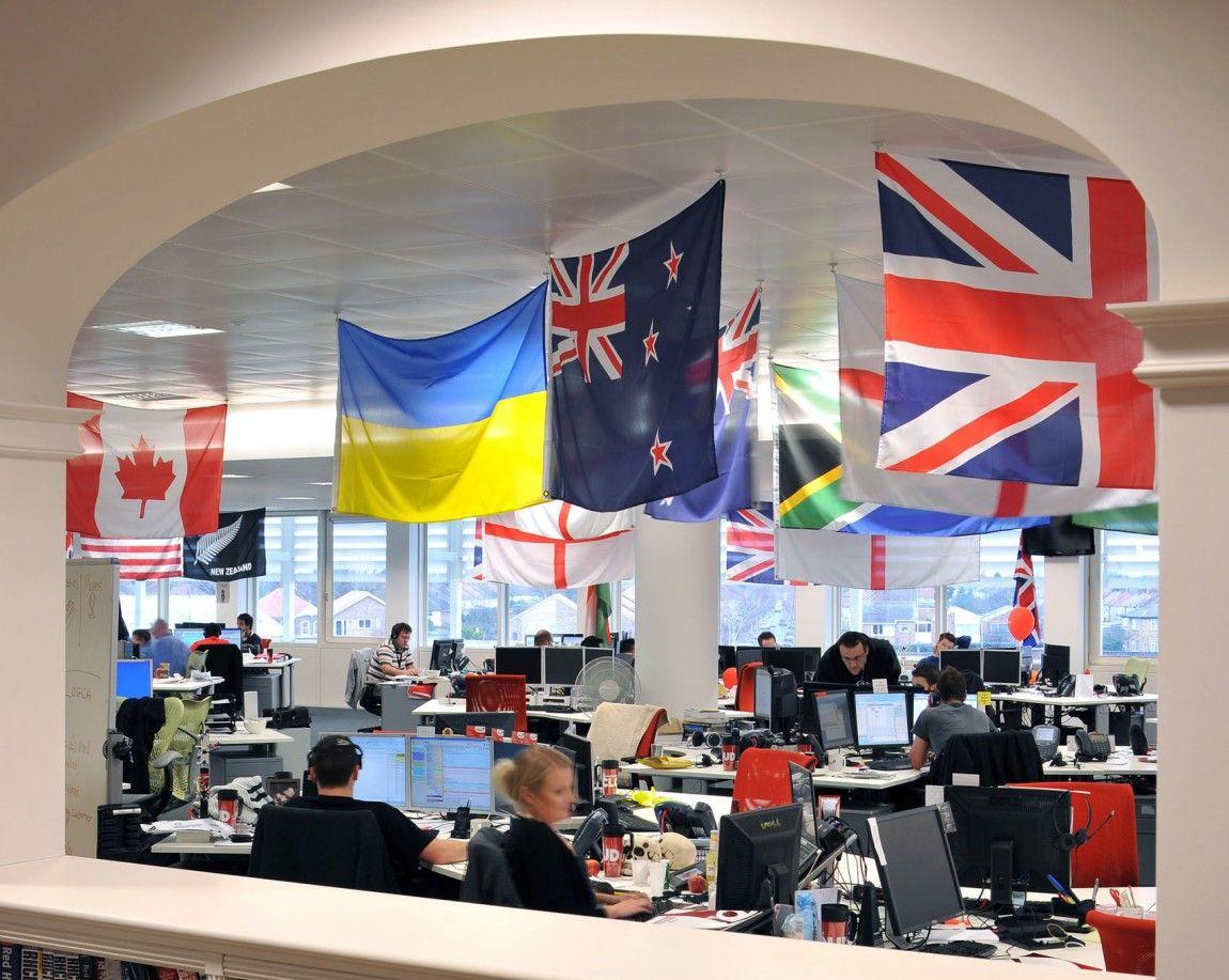 rackspace office morgan. Rackspace Office By Morgan Lovell (33) O
