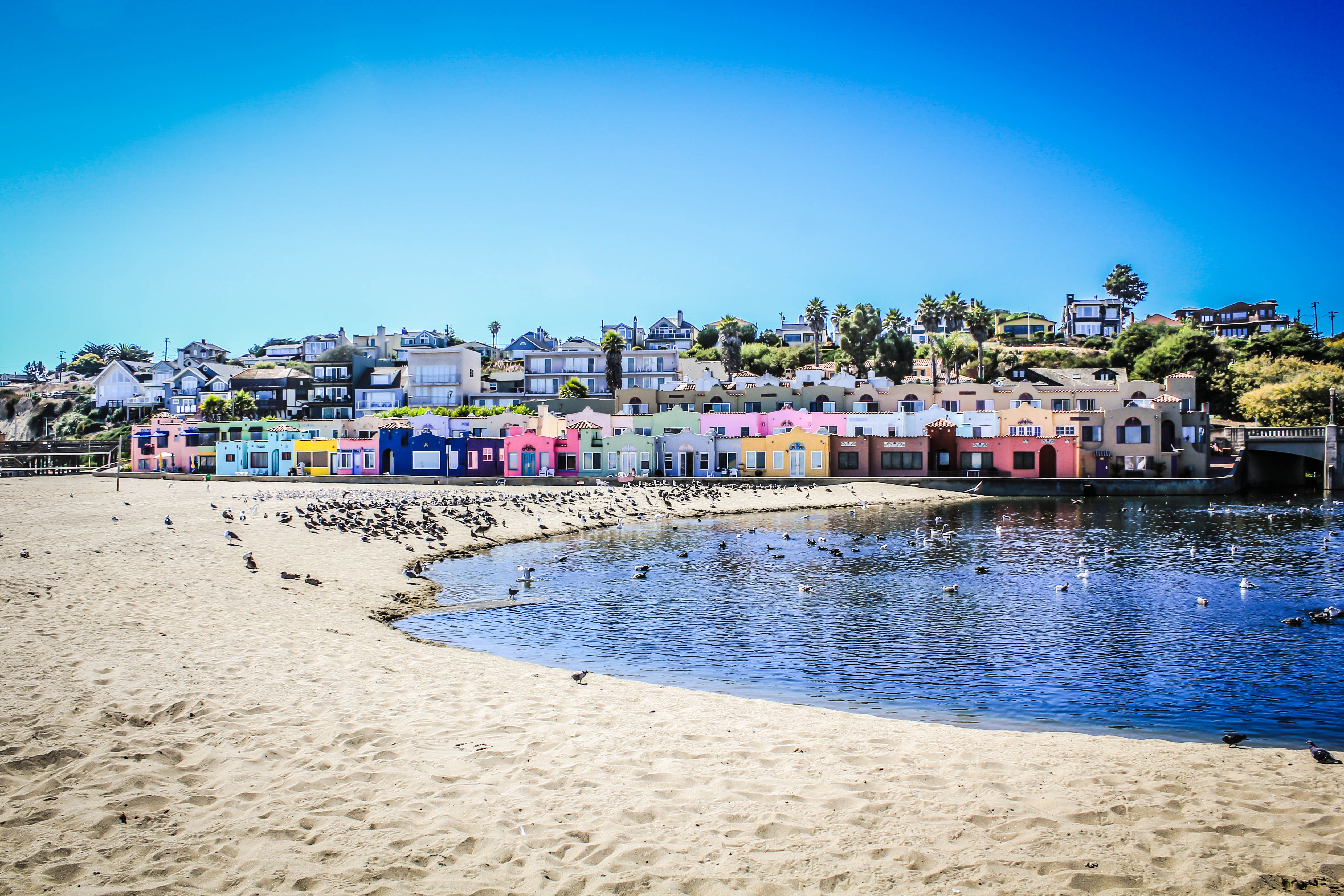 Beach Days California Wallpaper Via Imwaytoobusycom Capitola