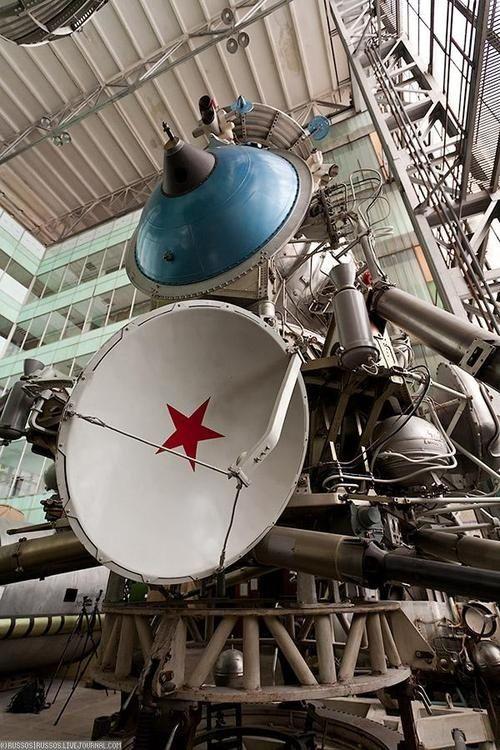 LK Lander: The Soviet Moon Landing Program [PHOTOS]