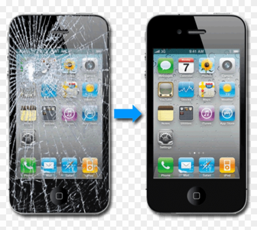 Find Hd Free Png Download Mobile Phone Broken Screen Png Images Before And After Cracked Screen Transparent Png To Sea Cell Phone Screen Mobile Phone Phone
