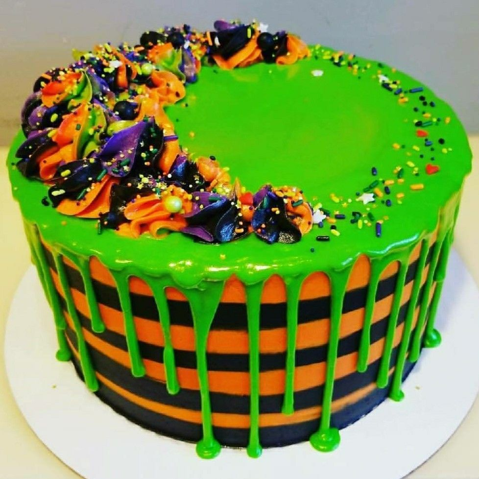 Pin by Angel dailey on cake/fondant Pinterest Cake, Halloween - Halloween Cake Decorating Ideas