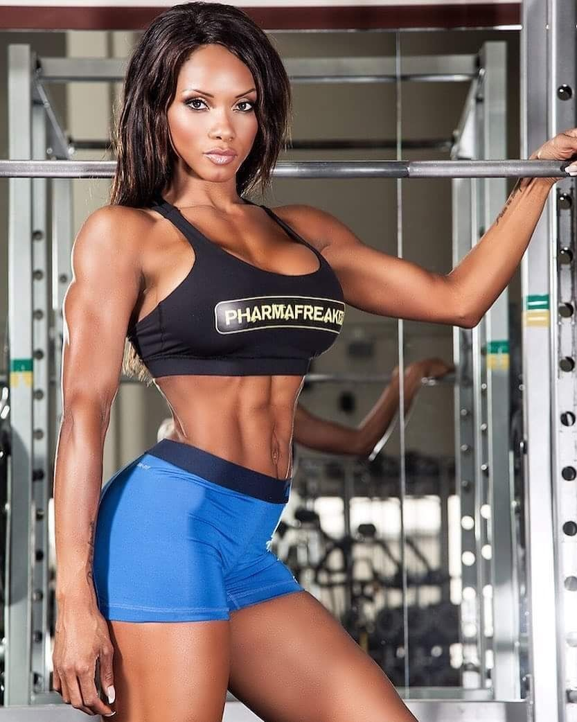 Extremely Fit Onlyrippedgirlscom Fitness And Health Full Body Workouts On Pinterest Melissa Bender Circuit Gym Fitnessmodel