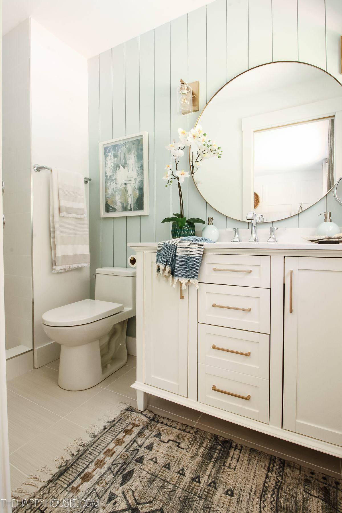 Best Master Bedroom Ensuite Reveal Orc Week 6 Bathroom 400 x 300