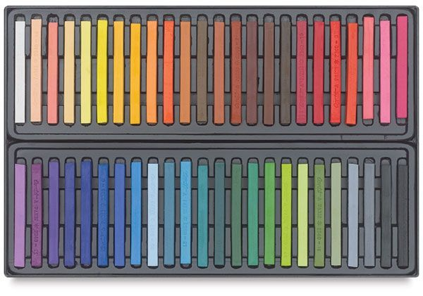 Multicolor General Pencil GEN-25-6AS Kimberly Soft Graphite Drawing Set