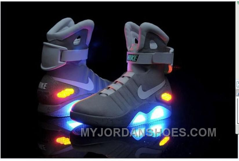 back to the future jordans price