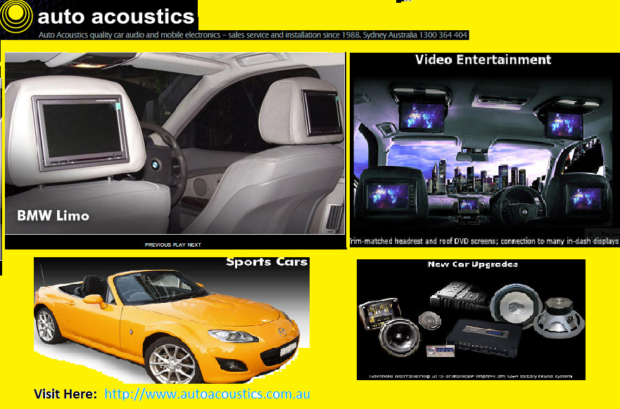Install Stereo Audio And Alarm By The Professionals At Auto Acoustics We Provide Best Fit Car Audio Systems Car Stereo Installation Home Theater Installation