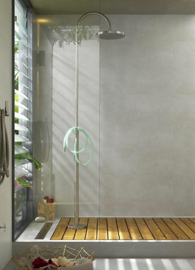 Naturmaterialien Im Badezimmer Umweltschonend Und Stark Im Trend