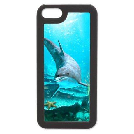 Dolphin 1 iPhone 5 Case $24.50