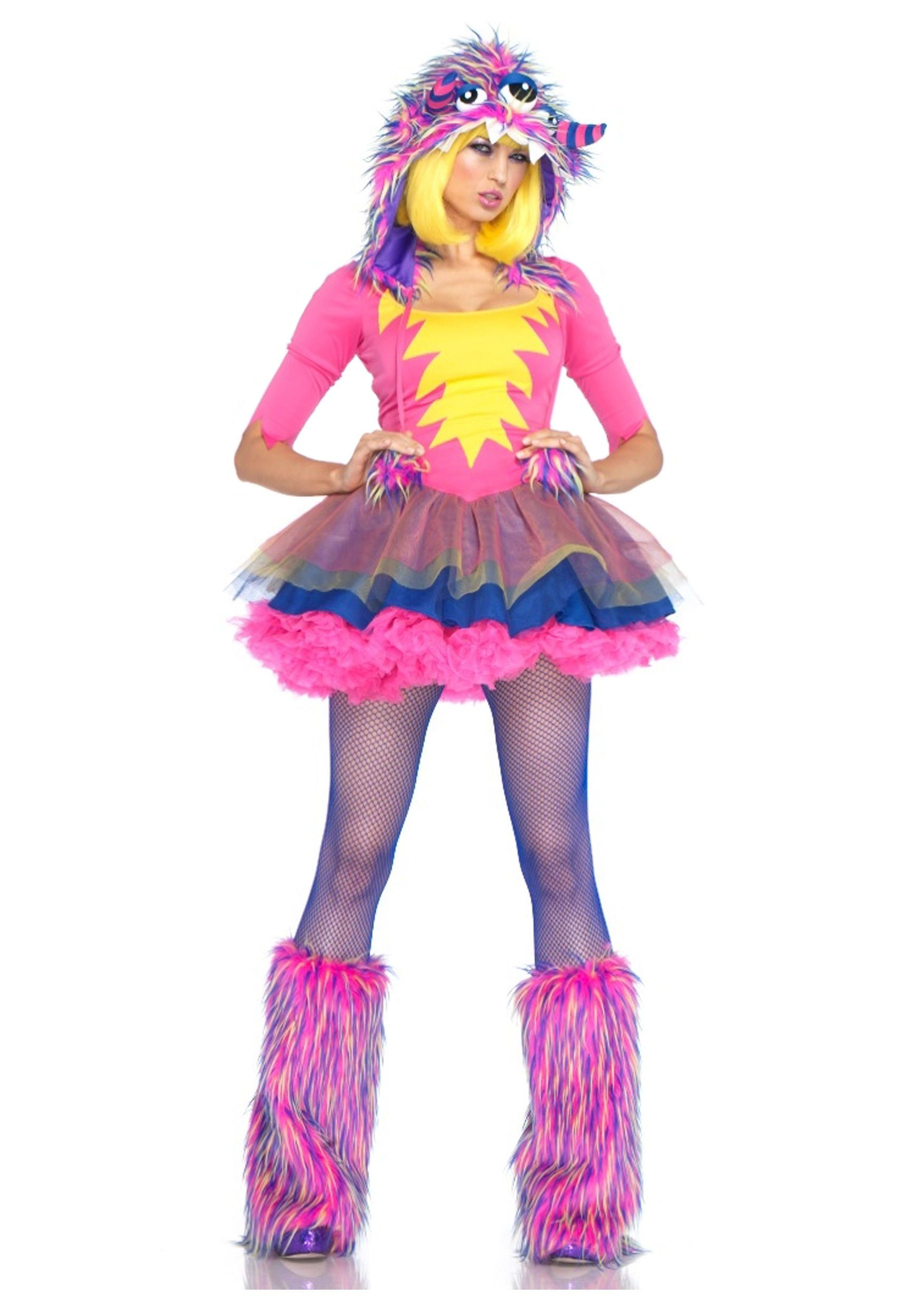 plus size costumes plus size party monster costume - Halloween Costume Plus Size Ideas