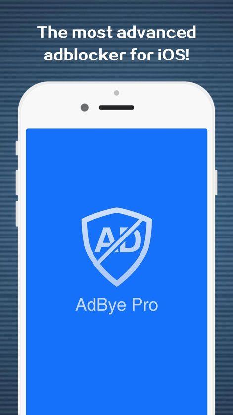[iOS] AdBye Prostop web popup ads (5.99 to Free) http