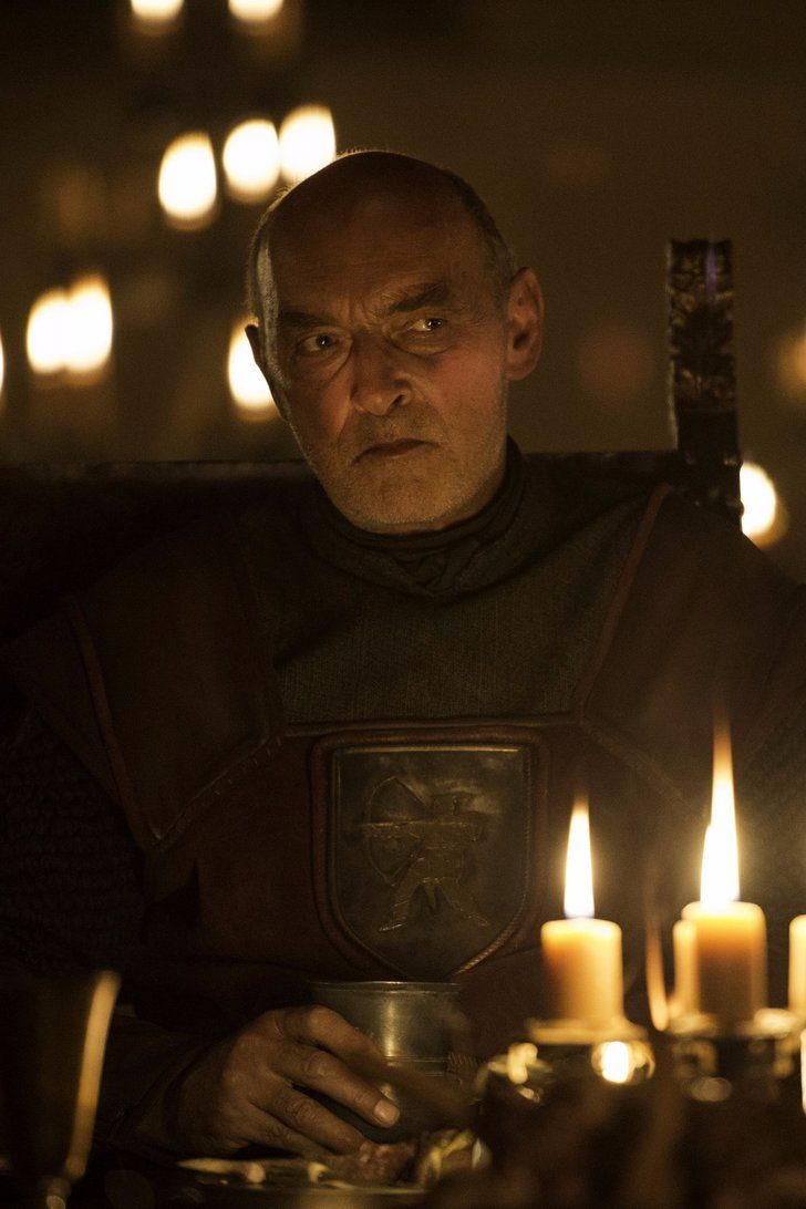 Game of Thrones: Why Randyll Tarly Could Be the Lannisters' Secret Weapon