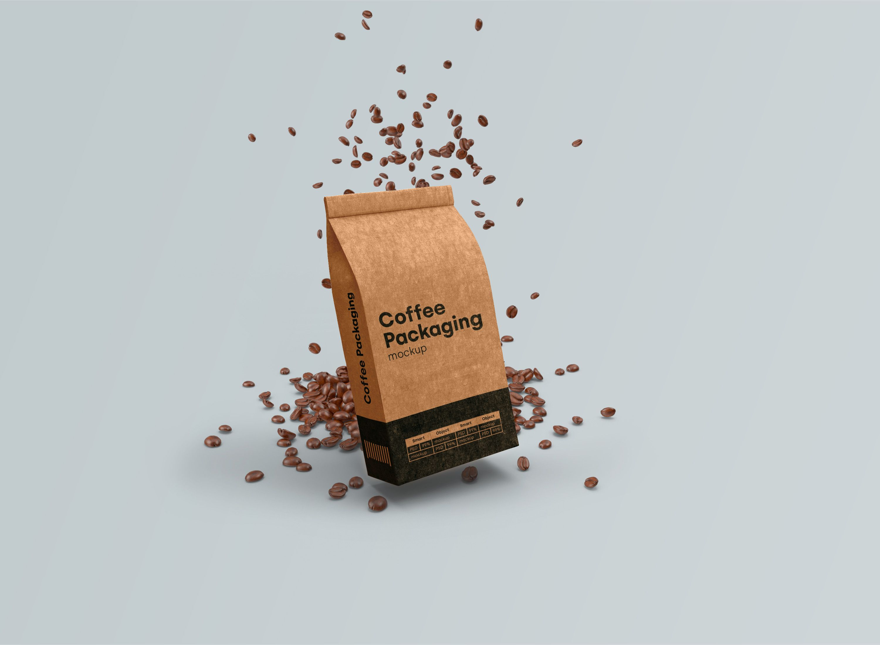 Download Download Coffee Bags Mockup Gravity Psd For Free Bag Mockup Coffee Symbol Paper Coffee Cup