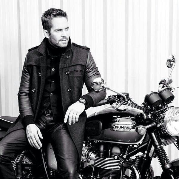 Bike Photoshoot, Motorcycle Men, Triumph Bikes