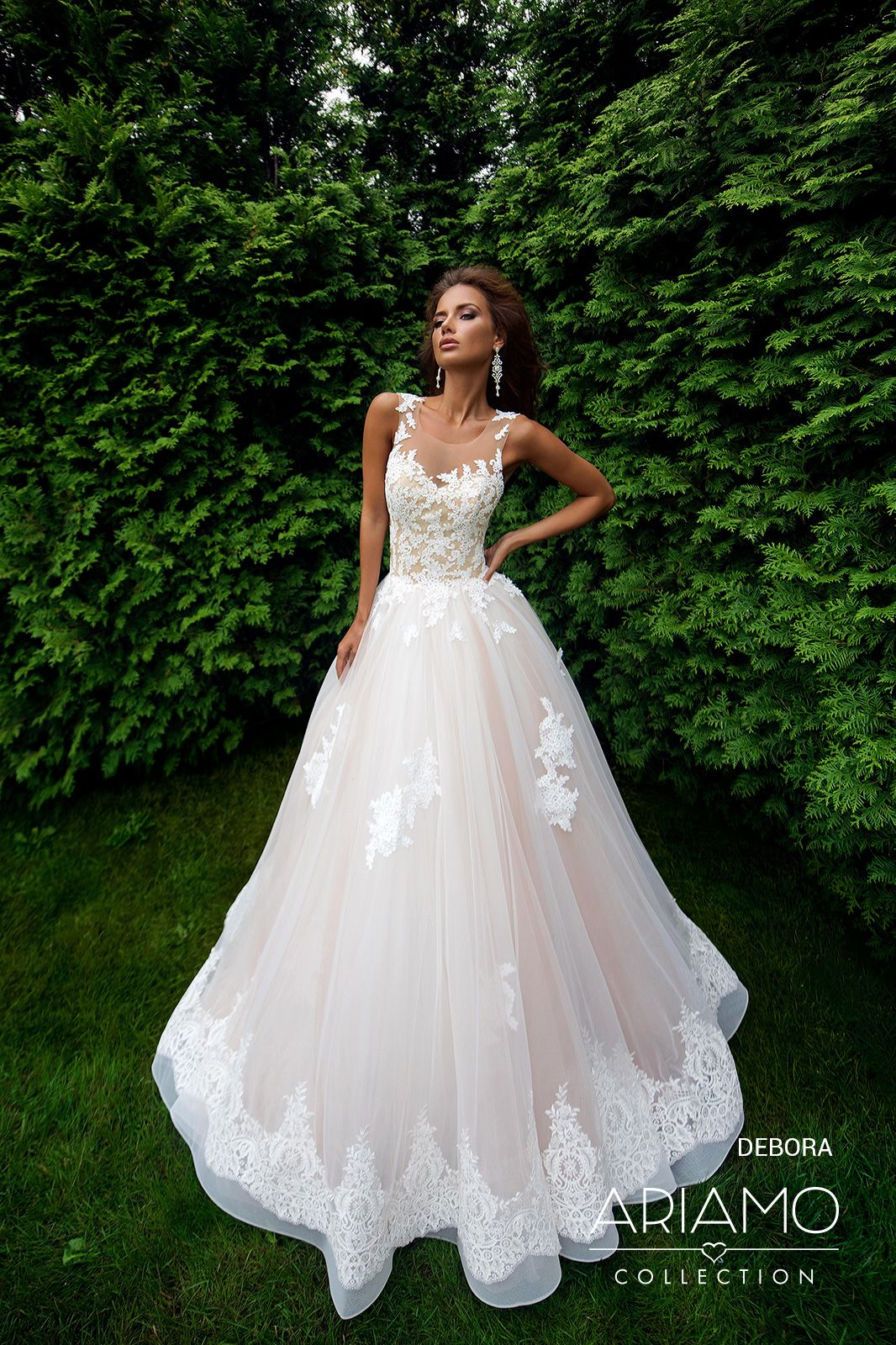 ce4613c49b72 Svadobné šaty Debora by Ariamo Bridal