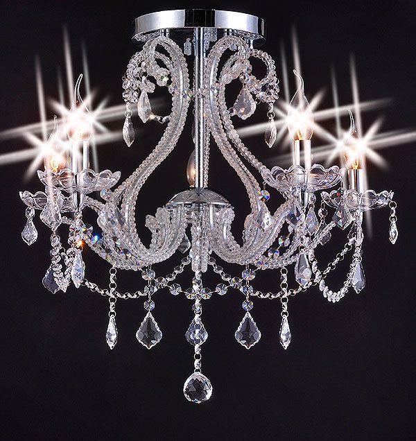 Orseo Caroline Classic Crystal Ceiling Lamp Chandelier Light Lighting Pendant With Images Crystal Ceiling Lamps Modern Glass Chandeliers Crystal Chandelier