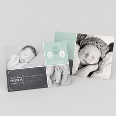Geburtskarten - Kreative-geburtskarten.com