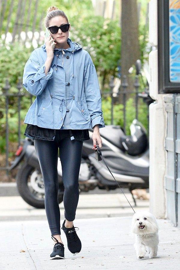 Shoe Style Celebs Wear With Leggings