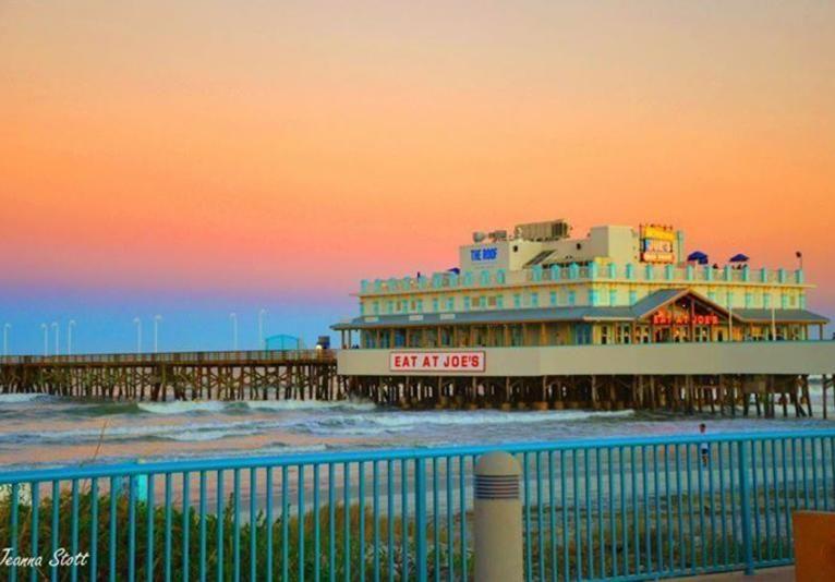 Joe S Crab Shack Daytona Beach Pier