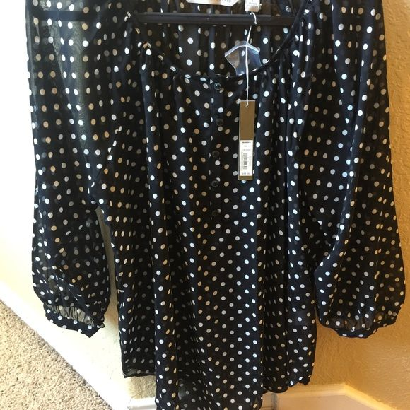 LC Lauren Conrad Top NWT New with tag. Star Bright Top. LC Lauren Conrad Tops Blouses