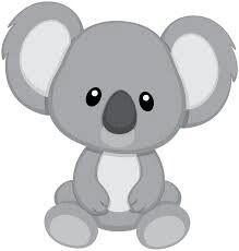 Pin By Lelia Roxana On Crafts Learning To Draw Paint Koala Drawing Koala Baby Koala