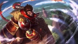 Guia Como Jugar Con Monkey King Dota 2 Artworks Dota 2