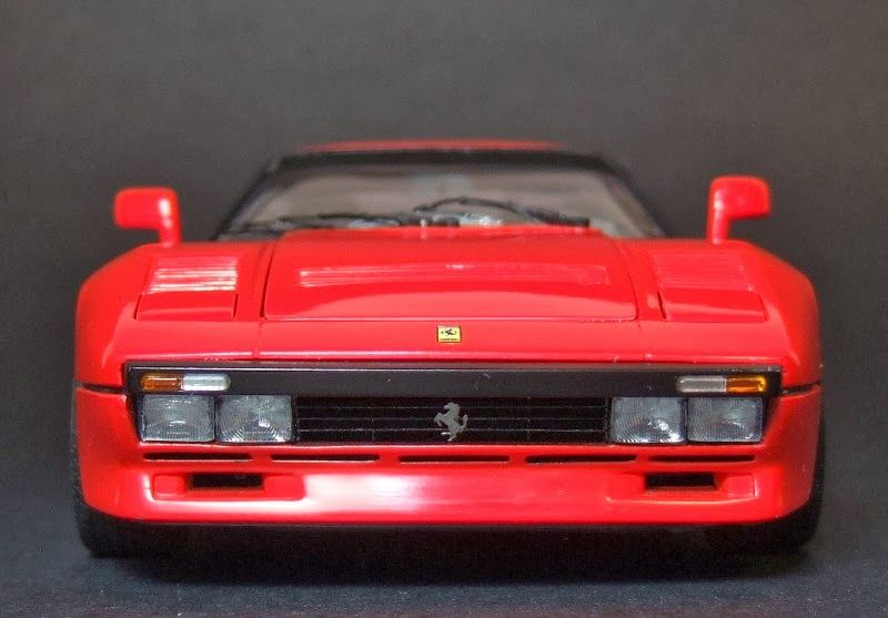 Ferrari 288GTO (1/24 Revell + Fujimi two in one)