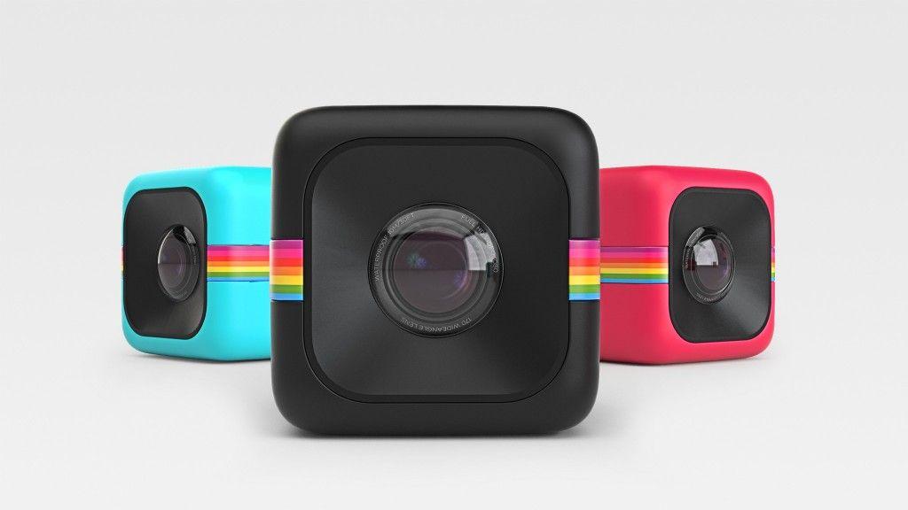Polaroid Cube http://www.differentdesign.it/polaroid-cube/ #Polaroidcube è una #micro #camera di soli 35 mm, resistente all'#acqua e agli #urti, è in grado di #registrare #video in #HD1080p.