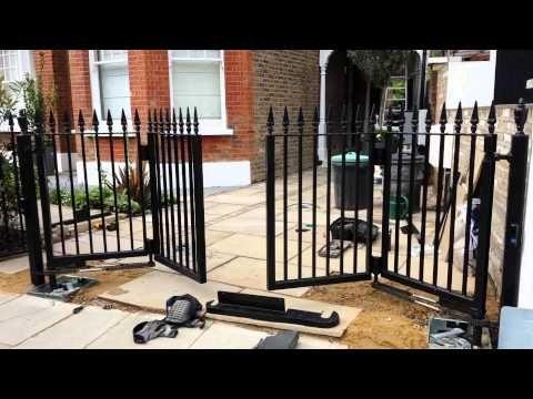 Bi fold gate 2