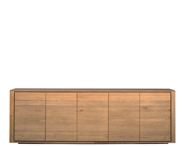 Thin Salontafel Ethnicraft : Ethnicraft products sideboards oak shadow sideboard