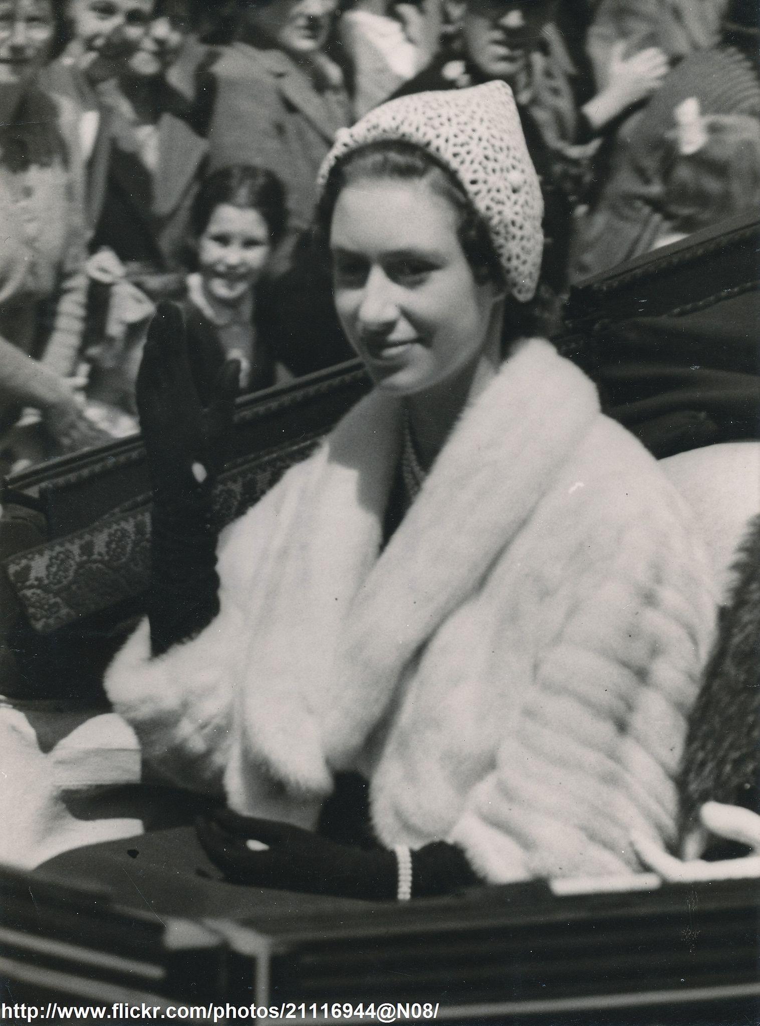 Princess Margaret At Royal Ascot Royals Pinterest Princess
