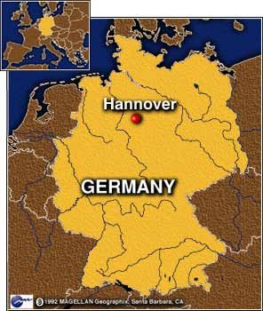 Map: Hannover, Germany | Family History Pics in 2019 | Pinterest