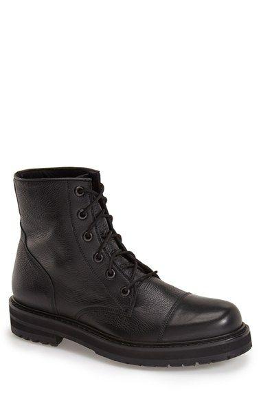 Men's Marc Jacobs Cap Toe Boot