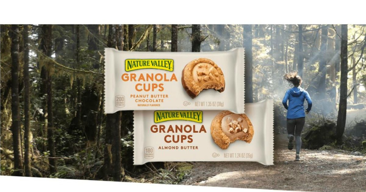 YUM! FREE Nature Valley Granola Cups at Walmart! Nature