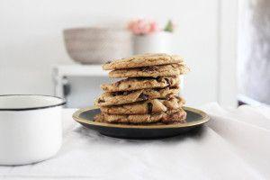 Mer Mag: Mer's Fav Choc Chip Cookies