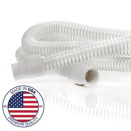 Vaunn Medical Cpap and Bipap Tubing Hose with Ergonomic Cuff (fits