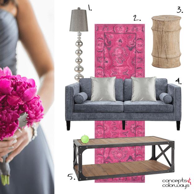 ROMANTIC INDUSTRIAL | Grey interior design, Industrial style coffee ...